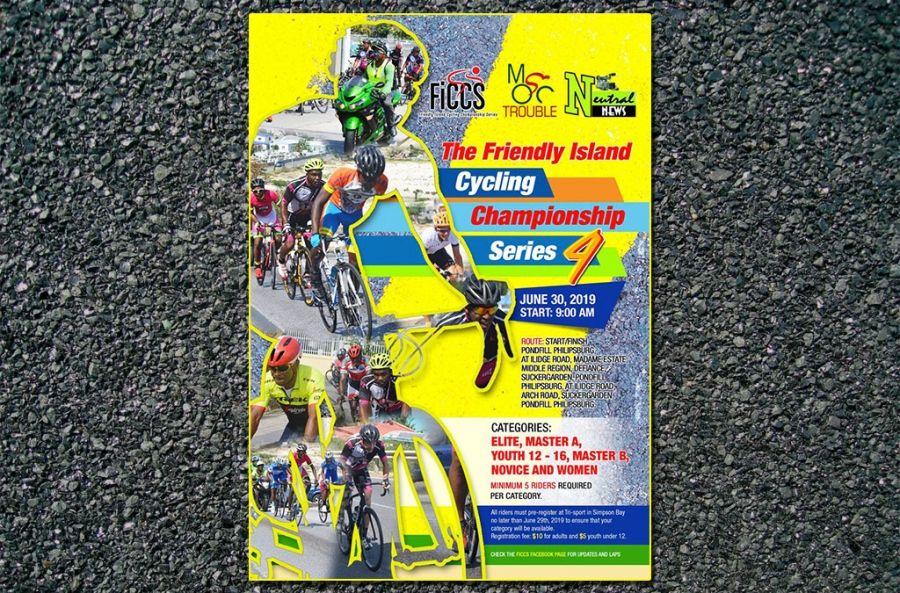 Friendly Island Cycling  Championship : 4ème étape