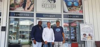 Hot Look devient sponsor officiel de l'Association Sportive de Marigot