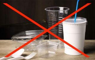 Pour l'interdiction des plastiques à usage unique
