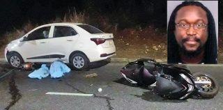 Un résident de la partie française décède dans un accident de scooter