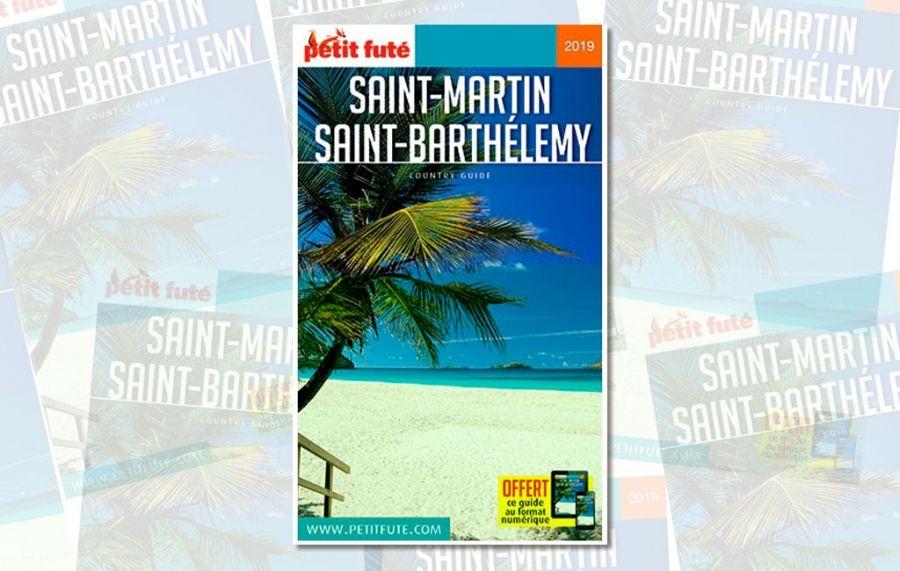 Le Petit Futé spécial Saint-Martin Saint Barth est sorti !