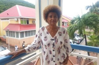Marie-Dominique Ramphor,  conseillère territoriale, membre  du Conseil Exécutif, est en charge du dossier complexe de la réforme fiscale.