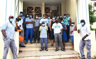 Grève dans les services de la Collectivité :  Les représentants syndicaux seront reçus ce jour