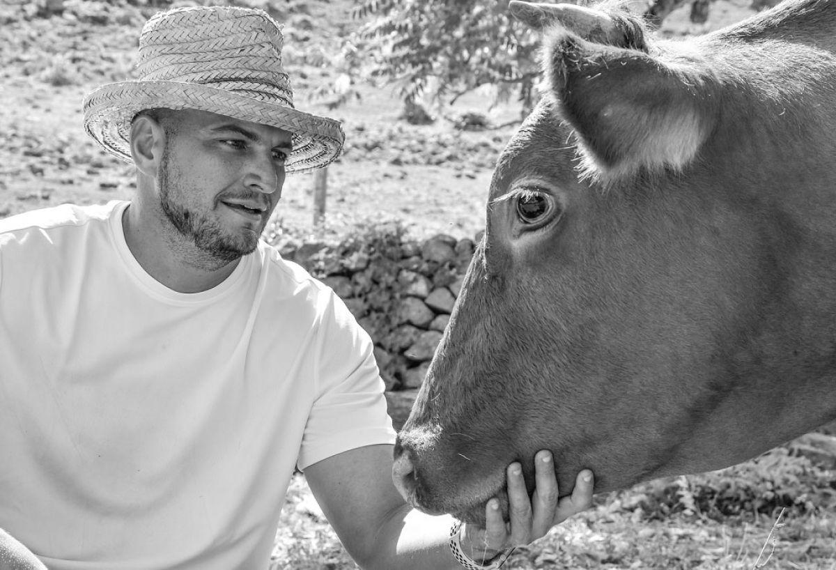 Un portrait, un métier, une histoire : Emmanuel, éleveur à Colombiers