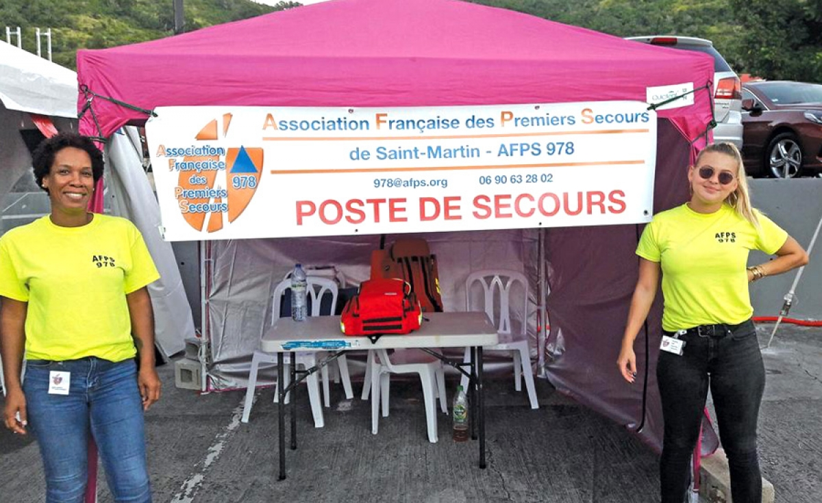 Recrutement de secouristes