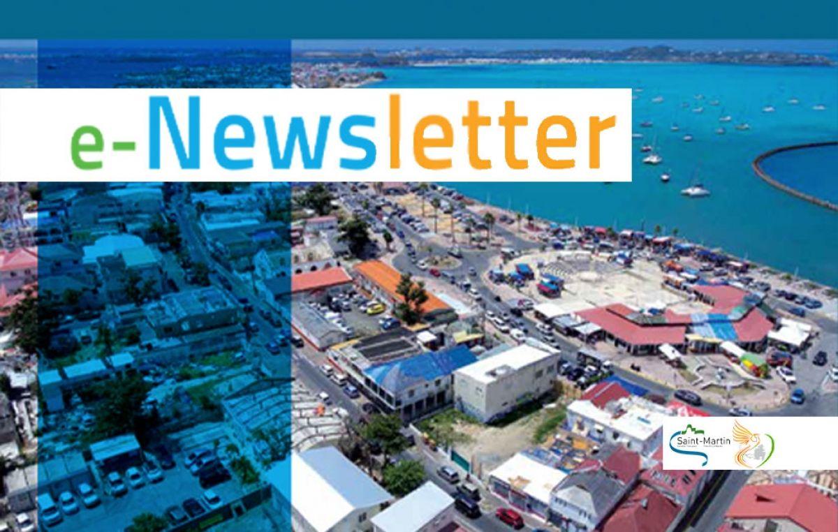 La newsletter n°3 de la Collectivité est sortie :  la qualité de vie des habitants au cœur des priorités