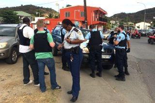 Coopération Policière : Première opération conjointe entre Sint-Maarten et Saint-Martin