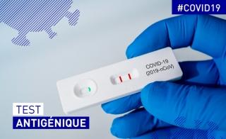 Tests antigéniques autorisés pour arriver à Sint Maarten en provenance des Etats-Unis et du Canada