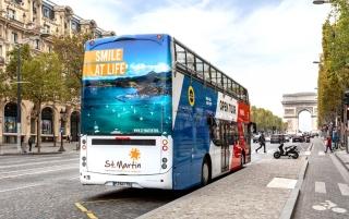Saint-Martin s'affiche en grand à Paris !