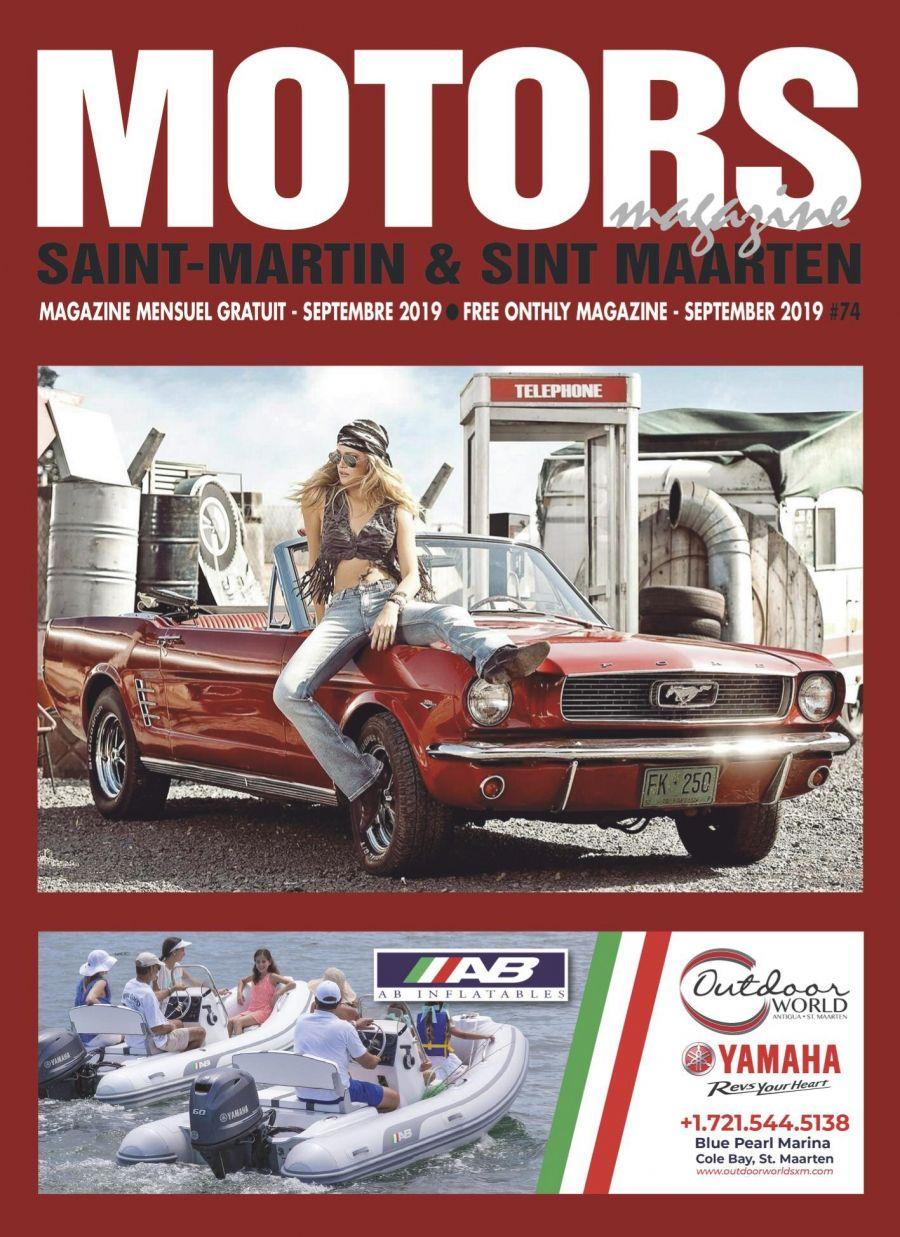 MOTORS SXM nº74