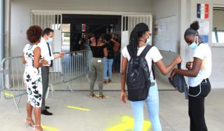Temps de reconnexion pour les lycéens