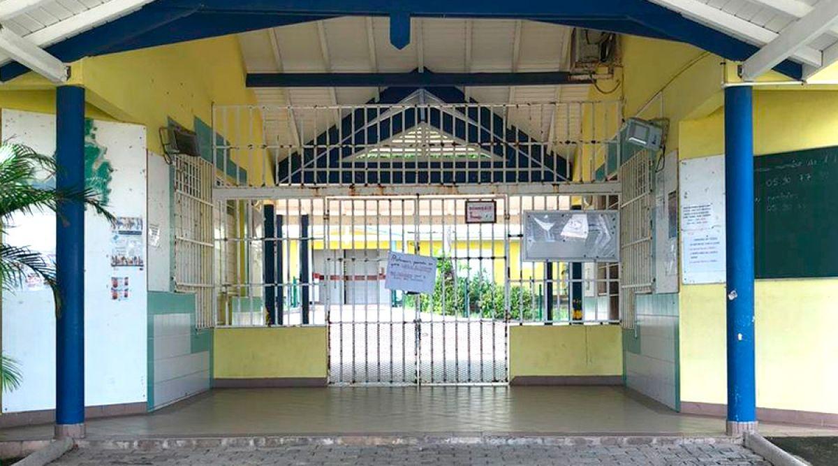 Les écoles de Saint-Martin se sont invitées dans le mouvement de grève national