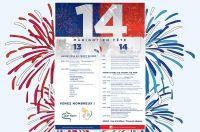 Dimanche 14 juillet, place aux festivités